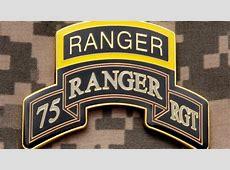 Circa 2012 3rd Battalion, 75th Ranger Regiment Challenge