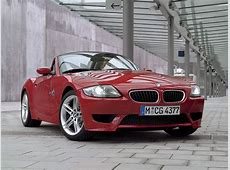 2006 BMW Z4 M Roadster Top Speed