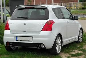 Suzuki Swift Sport 2008 Interior