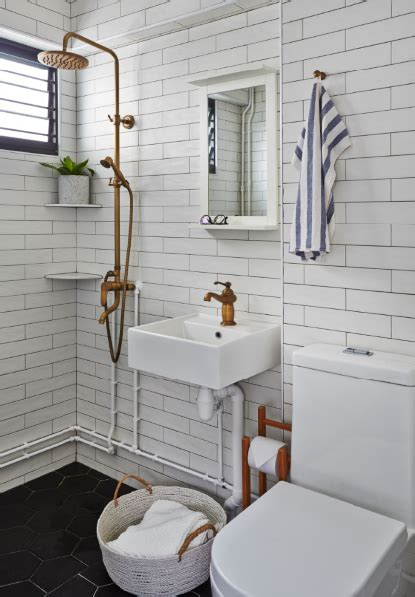 small bathroom ideas 18 scandinavian style hdb flats and condos to inspire you