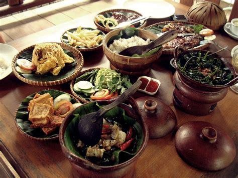 restoran restoran terbaik  mencicipi kuliner sunda