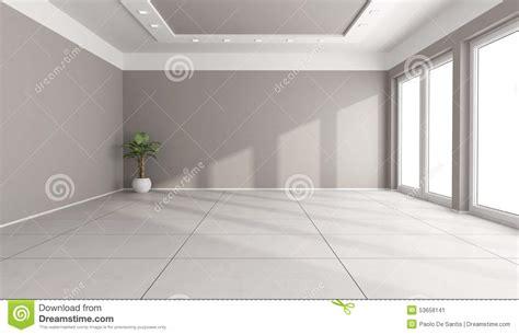 large living room  furniture stock illustration