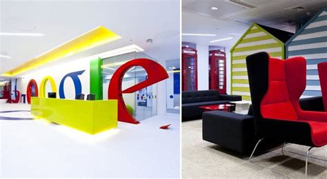 New Corporate Culture Top 10 Tech Company Office Spaces