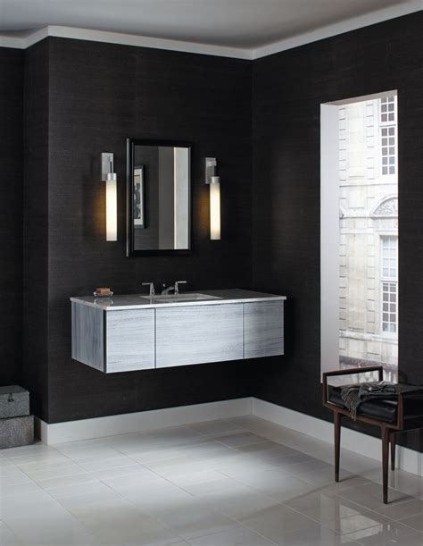 Robern Bathroom Vanities by Robern Vf30pdc V14 Wall Mounted Vanity Base Unit With