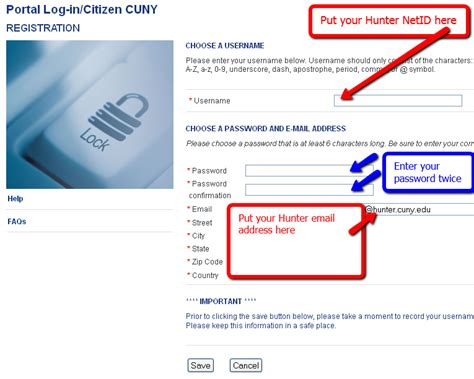 cuny accounts cuny portal and cunyfirst and hunter