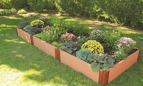 raised garden bed kit raised garden beds raised bed kits frame it all