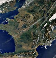 Earth From Space Europe