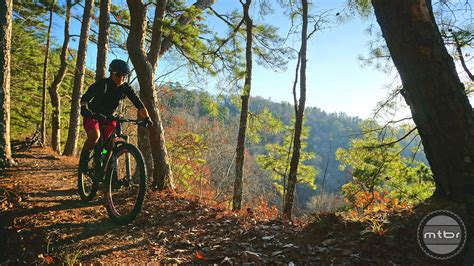 Fast Times In Hot Springs, Arkansas- Mtbr.com
