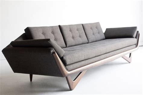 Formal Living Room Furniture Images by Modern Sofa Craft Associates 174 Sofa 1404 Modern Sofas