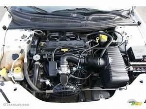 2004 Chrysler Sebring Convertible 2 4 Liter Dohc 16