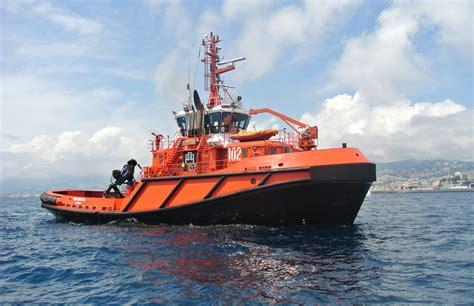 Tugboat Salary by Chief Engineer On Vsp Tug
