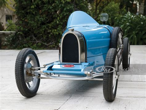 This content is created and maintained by a third party, and imported onto this page. Baby Bugatti 'Type 52' Recreation by Winkler | Monaco 2018 | RM Sotheby's