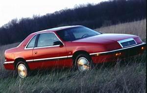 Chrysler Le Baron Cabriolet : 1991 chrysler lebaron pictures history value research news ~ Medecine-chirurgie-esthetiques.com Avis de Voitures