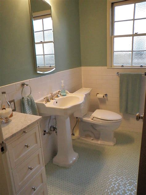 1940s bathroom design 1940 39 3 bath room up date with glass floor and