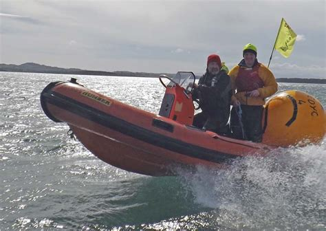 Safety Boat Qualification by Power Boat Rya Level Ii Rya Safety Boat Courses
