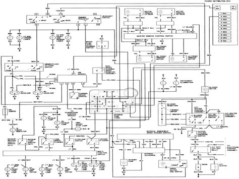 Ford Explorer Wiring Harness Diagram Forums