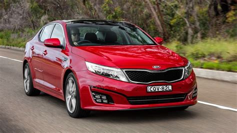 Kia Optima Reviews 2014 by 2014 Kia Optima Review Platinum Caradvice