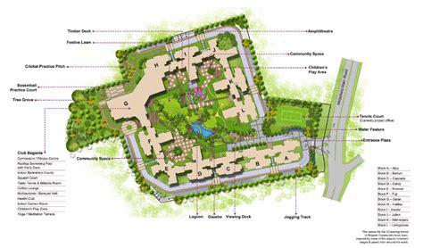 luxurious apartments site plans brigade cosmopolis site