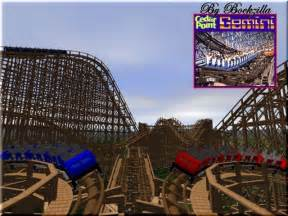 Cedar Point Gemini Roller Coaster