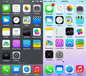 iOS 7, iOS 6, iOS 5