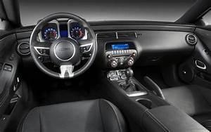 2010 Chevrolet Camaro Ss Interior Wallpaper