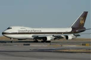 UPS Airlines Boeing 747