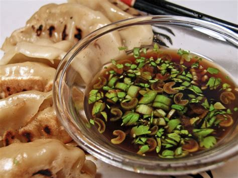 potsticker sauce pot sticker dipping sauce recipe dishmaps