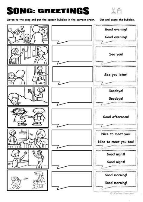 song  worksheet  esl printable worksheets