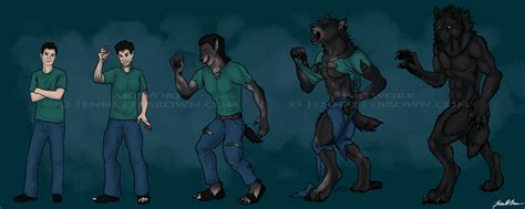 Deviantart Female Werewolf Transformation