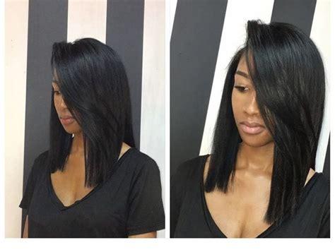 Best 20+ Short Sew In Hairstyles Ideas On Pinterest