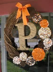 Cute DIY Fall Wreath