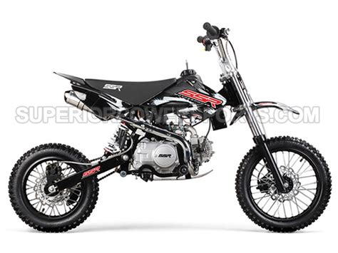 Ssr 125cc Dirt Bike Type Auto
