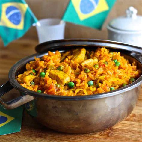 cuisine bresil brésil galinhada blogs de cuisine