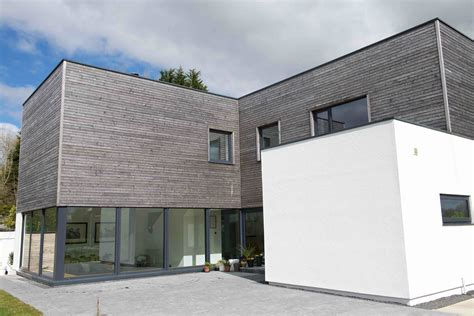 Oil Or Stain For Decking by Corell Timber Ireland Siberian Larch Cladding