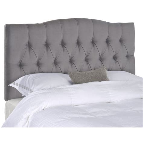 grey tufted headboard top 10 budget friendly upholstered headboards