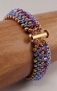 Beading Tutorial For Kaleidoscope Bracelet  Beading
