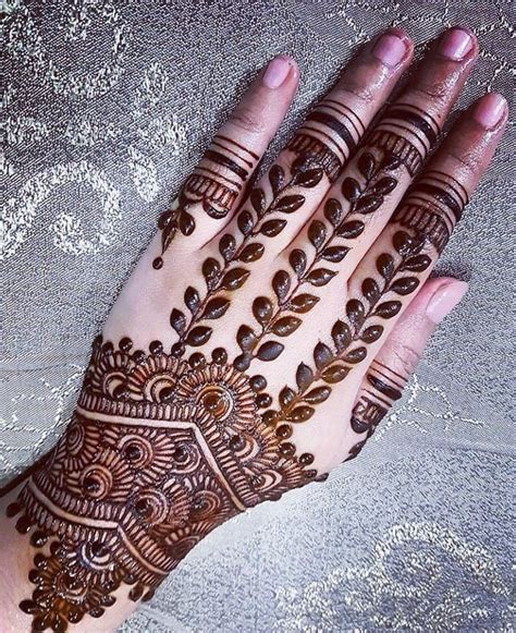 top  simple mehndi designs shaadisaga