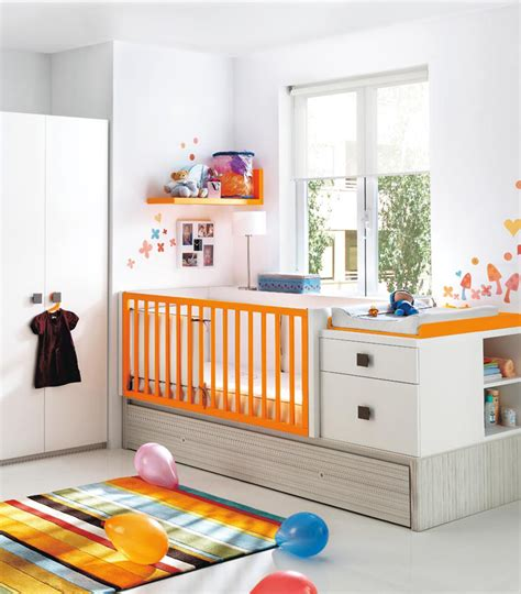 new baby nursery and kids room furniture from kibuc kidsomania