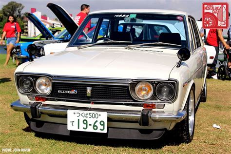 Datsun 510 Grill by Rhd Datsun 510 With Bench Seats In Ivory With Supersonic