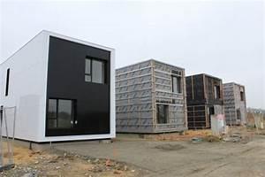 Brest Un Projet De Maisons Container Larrt Maison