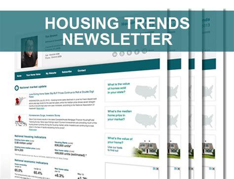 Housing Trends Newsletter housing trends newsletter september 2016
