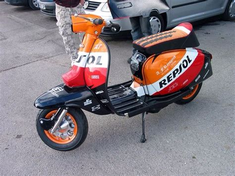 17 Best Images About Af Raypeed S Type Lambretta On