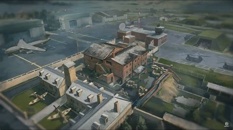 Rainbow Six Siege Yacht is back! Hereford base map rework ...