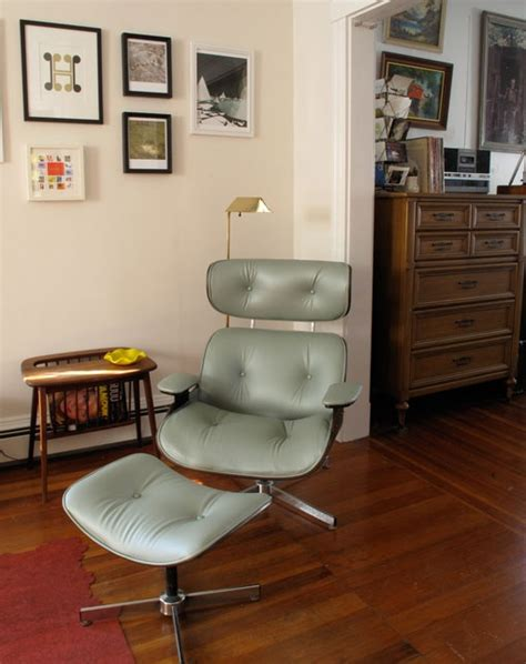 even knock off eames lounge chairs are amazing home