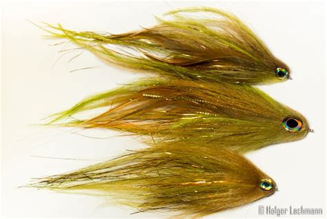Pike Streamer  The One Fly