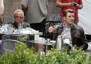 Nuevas Imagenes Desde las Filmaciones de The Avengers ...