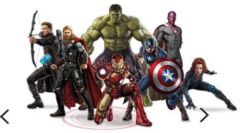avengers png transparent images png all