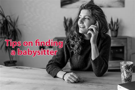 How to find the best babysitter
