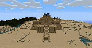Ziggurat at Ur Minecraft Project