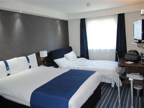 """3 Bett Zimmer"" Hotel Holiday Inn Express London City"